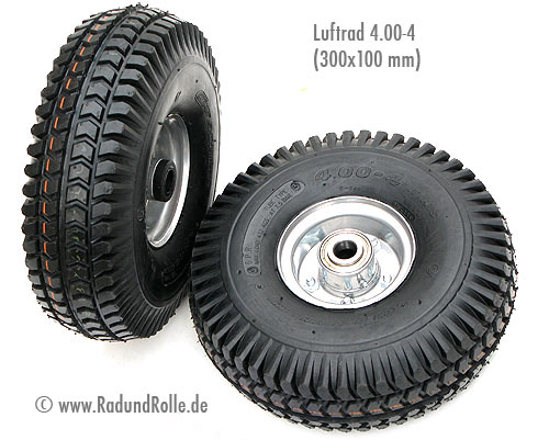 Industrie-Rad 4.00-4