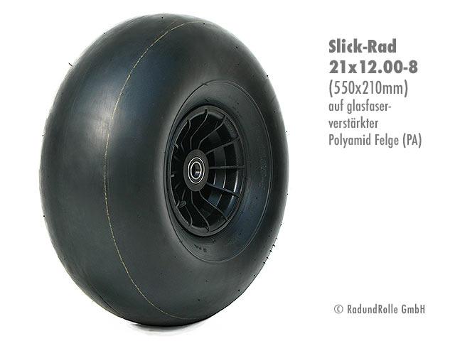 Ballonrad 21x12 8 Mit 2pr Reifen Ohne Profil Slickreifen